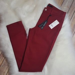 J Brand mid rise super skinny luxe sateen 27 NWT